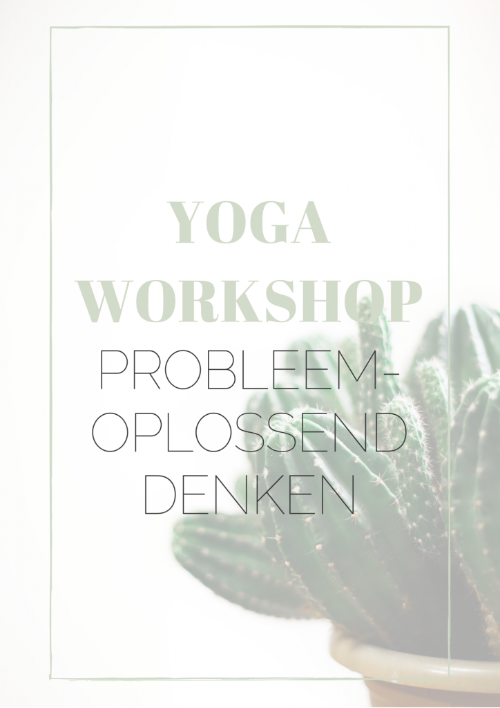 yoga workshop breda